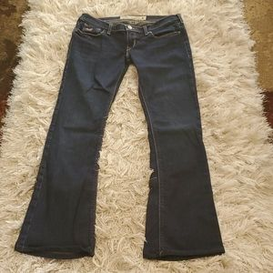 Hollister Stretch Bootcut Jeans 0R